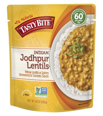 Jodhpur Lentils package