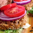 Channa Masala Sliders Recipe