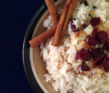 Basmati Breakfast Rice Image