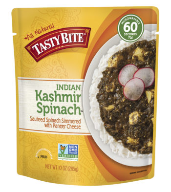 Kashmir Spinach package