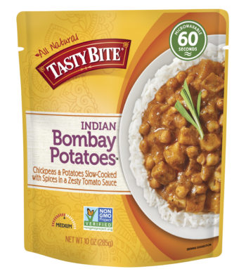 Bombay Potatoes package