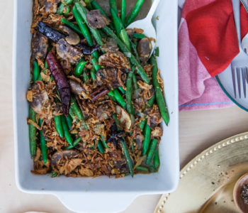 Tasty Green Bean Casserole Image
