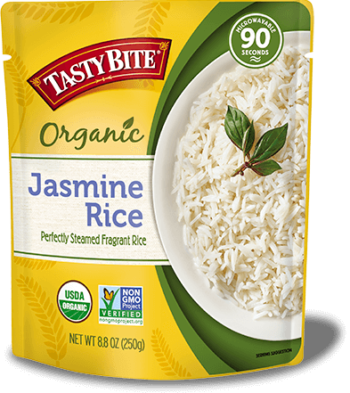 Jasmine Rice package