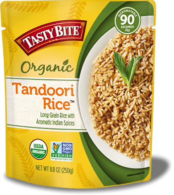 Tandoori Rice package